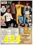 1977 Sears Fall Winter Catalog, Page 484