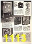 1969 Sears Spring Summer Catalog, Page 1113