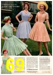 1962 Montgomery Ward Spring Summer Catalog, Page 69