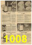 1961 Sears Spring Summer Catalog, Page 1008
