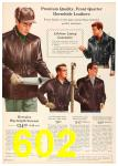 1958 Sears Fall Winter Catalog, Page 602