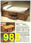 1981 Montgomery Ward Spring Summer Catalog, Page 986