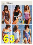1987 Sears Spring Summer Catalog, Page 63