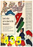 1962 Sears Fall Winter Catalog, Page 435