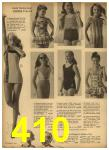 1962 Sears Spring Summer Catalog, Page 410