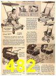 1960 Sears Fall Winter Catalog, Page 482