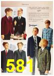 1967 Sears Spring Summer Catalog, Page 581
