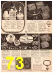 1952 Sears Christmas Book, Page 73