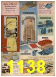 1962 Sears Spring Summer Catalog, Page 1138