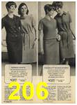 1968 Sears Fall Winter Catalog, Page 206