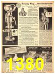 1940 Sears Fall Winter Catalog, Page 1380