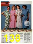 1986 Sears Spring Summer Catalog, Page 138