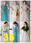 1957 Sears Spring Summer Catalog, Page 35