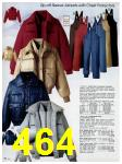 1983 Sears Fall Winter Catalog, Page 464