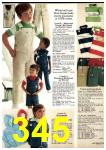1977 Sears Spring Summer Catalog, Page 345