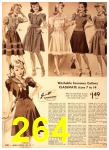 1942 Sears Spring Summer Catalog, Page 264