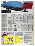 1986 Sears Spring Summer Catalog, Page 536