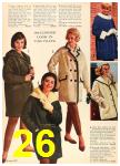 1962 Sears Fall Winter Catalog, Page 26