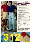 1981 Montgomery Ward Spring Summer Catalog, Page 312