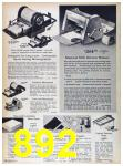 1967 Sears Fall Winter Catalog, Page 892