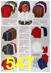 1964 Sears Fall Winter Catalog, Page 547