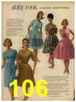 1962 Sears Spring Summer Catalog, Page 106