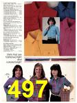 1983 Sears Fall Winter Catalog, Page 497