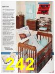 1986 Sears Spring Summer Catalog, Page 242
