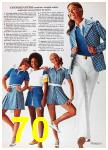 1972 Sears Spring Summer Catalog, Page 70
