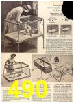 1960 Sears Fall Winter Catalog, Page 490