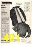 1973 Sears Fall Winter Catalog, Page 491