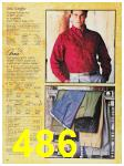 1987 Sears Fall Winter Catalog, Page 486