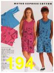1992 Sears Summer Catalog, Page 194