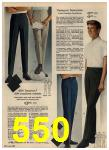1965 Sears Spring Summer Catalog, Page 550