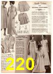 1962 Montgomery Ward Spring Summer Catalog, Page 220