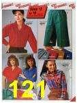 1986 Sears Fall Winter Catalog, Page 121