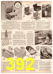 1962 Montgomery Ward Spring Summer Catalog, Page 392