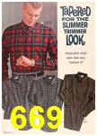 1962 Sears Fall Winter Catalog, Page 669
