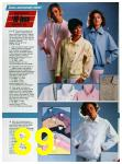 1986 Sears Spring Summer Catalog, Page 89
