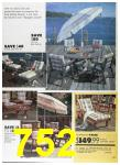 1989 Sears Home Annual Catalog, Page 752