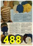 1968 Sears Fall Winter Catalog, Page 488