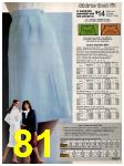 1981 Sears Spring Summer Catalog, Page 81