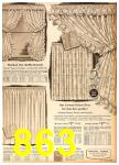1958 Sears Fall Winter Catalog, Page 863