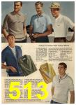 1960 Sears Spring Summer Catalog, Page 513