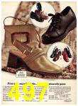 1974 Sears Fall Winter Catalog, Page 497
