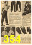 1961 Sears Spring Summer Catalog, Page 354