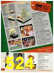 1985 Sears Christmas Book, Page 524