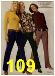 1972 Sears Fall Winter Catalog, Page 109