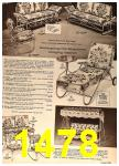 1964 Sears Spring Summer Catalog, Page 1478