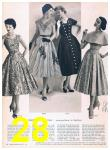 1957 Sears Spring Summer Catalog, Page 28
